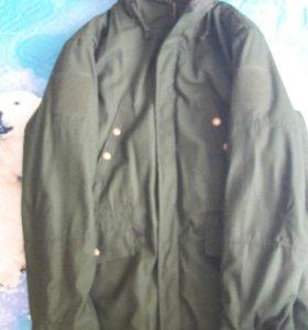 Армейская демисезонная куртка