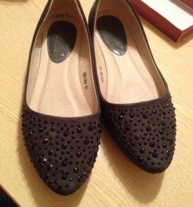 Пакет обуви(Босоножки, балетки. Ботильоны )