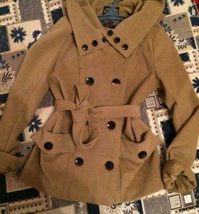 Пальто теплое очень