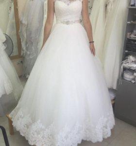 Свадебное плаьье