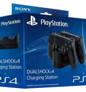 🔌Станция для зарядки DualShock 4, новая