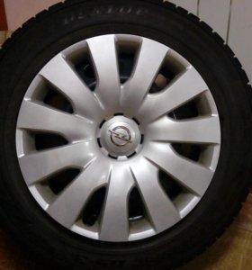 Зимние шины с дисками r16 205/16
