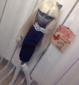 Школьная форма для кукол Монстер Хай ☁️