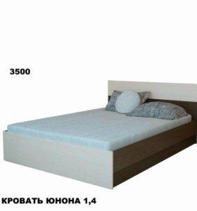 Кровать Юнона 1.4