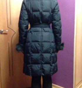 Пуховик, пуховое пальто