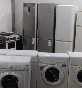 стиральные машины indesit б/у большой выбор