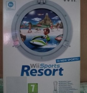 Wii Sports Resort +Motion Plus