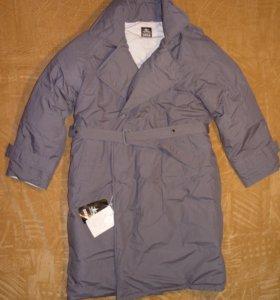 Пуховик пальто мужской новый