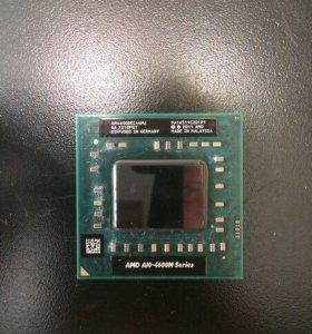 Процессор AMD A10-4600M AM4600DEC44HJ б.у