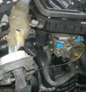 Контрактный двигатель  D15B