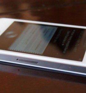 Айфон 4s 16 gb 1,5 года в пользовании. Торг