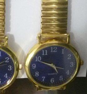Часы наручные мужские и женские