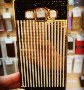 Бампер на Samsung A5