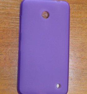 Бампер Nokia lumia 630