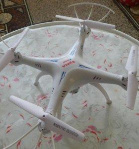 Квадрокоптер с HD камерой Syma X5SC