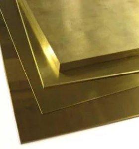 Латунь металл для чеканки