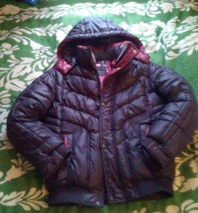 Куртка зимняя.Р-р 46.