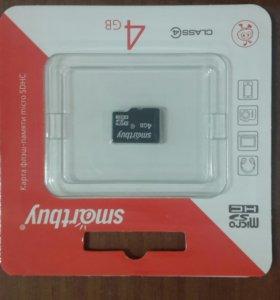 Карта флэш-памяти micro SD