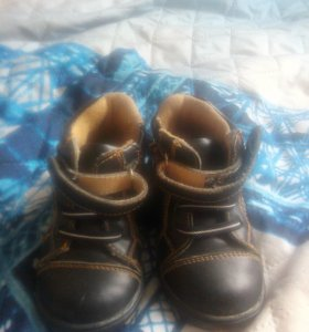 Ботинки осень 20 размер
