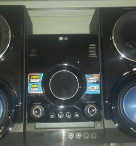 Музыкальный центр LG RB-D154K