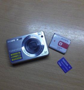 Фотоопарат Sony DSC-W130
