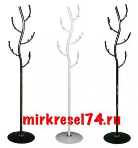 Вешалка напольная Дерево
