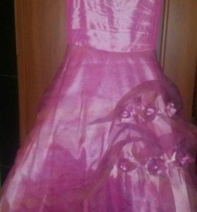 Платье на выпускной начальной школы