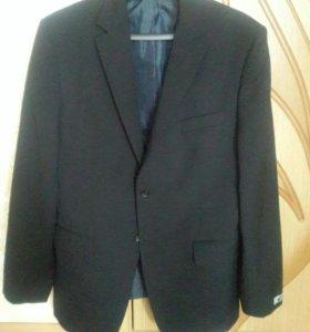 Пиджак шерстяной мужской 56 League Gentlemans