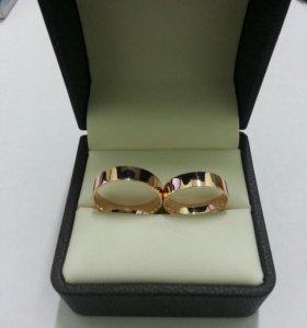 Обручальные кольца (пара)