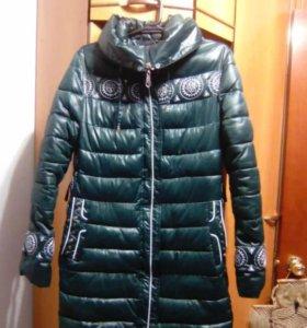 Куртка зима,в отличном состоянии