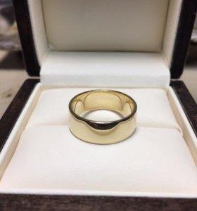 Обручальное кольцо 8мм