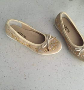 Новые туфли Nats