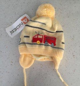 Новая шапка зима Ander 48