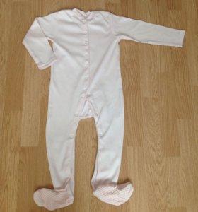 Пижамы для девочек на 2 года