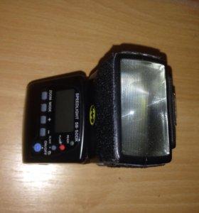 Вспышка Nikon sb-50dx