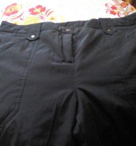 Новые Болоньевые зимние брюки жен.52-54