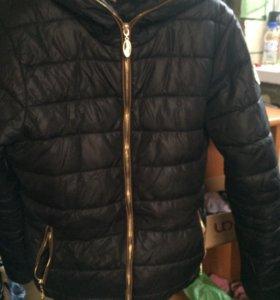 Куртка Moncler демисезонная