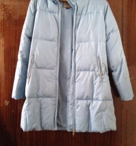 Зимняя куртка с капюшоном