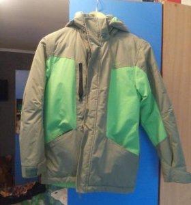 Куртка на мальчика рост 134 140