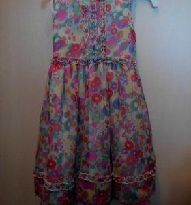 Нарядное платье TU, англия