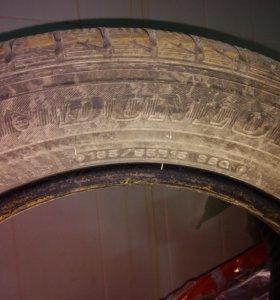 Шины Dunlop 185/65/15 зима