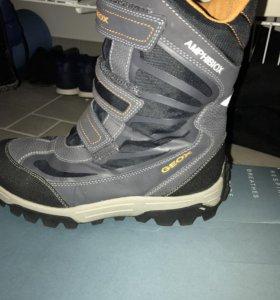 Ботинки Geox. Б/у