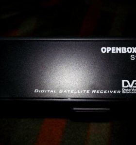 Ресивер openbox s 1