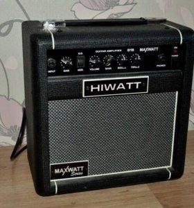 Электрогитарный комбо Hiwatt G15/8R