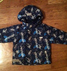 Reima 80+6 куртка зима