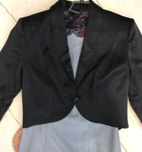 Костюм двойка, платье и пиджак