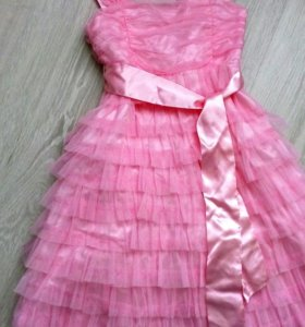 Платье на рост110