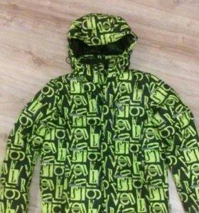 Продается куртка + шапка от фирмы Outventure