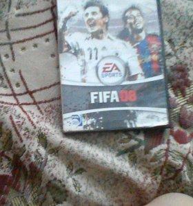 Диск FIFA08