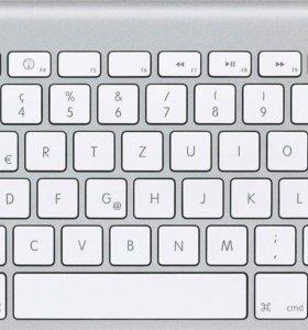 Новая беспров. клавиатура Apple wireless Keyboard